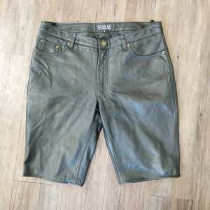 CMM Leather Jean SHORT | 24796