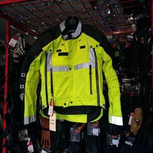 ALPINE JOE Textile M'cycle Cop JACKET | 23385
