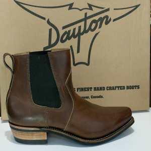 DAYTON Leather Ranchero BOOTS | 25047