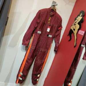DEL ROSARIO Textile Flight suit RACE SUIT | 24934