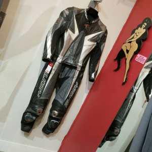SUOMY Leather 2 piece RACE SUIT | 24935