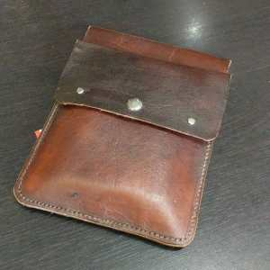 CUSTOM Leather belt pouch ACCESSORY | 25119
