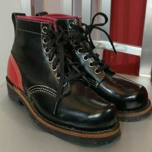 DAYTON Leather Driver BOOTS   25089