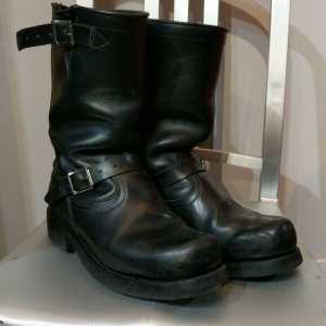 DAYTON Leather Engineer BOOTS | 25068