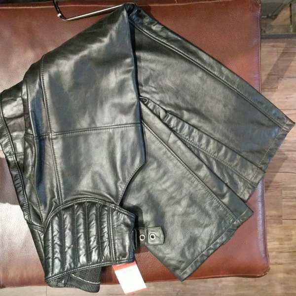FALCON Leather Classic CHAPS   25254