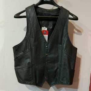 Leather Ranch Leather Gambler VEST   25203