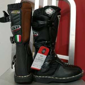 MSR Leather MX Motocross BOOTS   25273