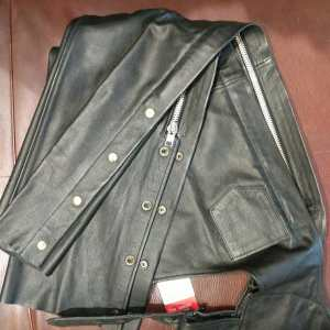 Unbranded Leather Classic CHAPS | 25257