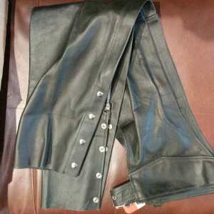 Unbranded Leather Classic CHAPS | 25259