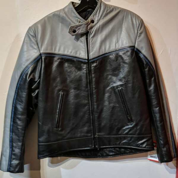 BRISTOL Leather Cafe Racer JACKET | 25412