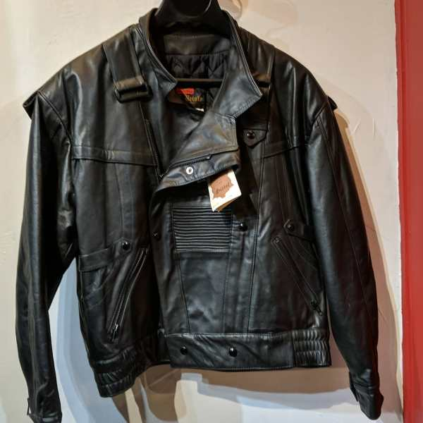 BRISTOL Leather Riding JACKET | 25408