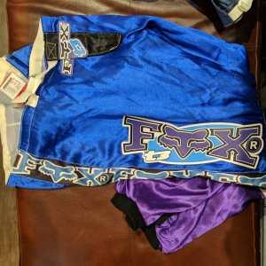 FOX Textile MOTOCROSS PANTS | 25499