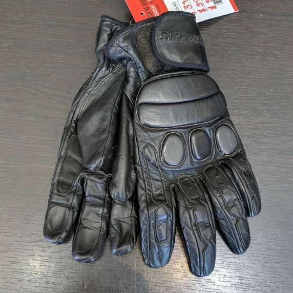 FRANK THOMAS Leather Padded GLOVES   25630