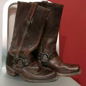 Frye Leather Harness BOOTS | 25353