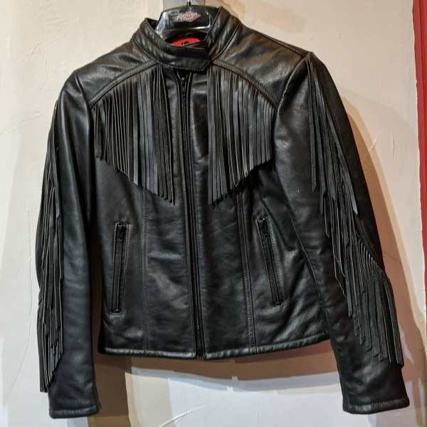 HEAVY DUTY CYCLES Leather Riding JACKET | 25406