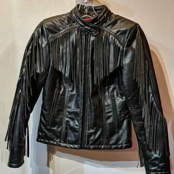 HEAVY DUTY CYCLES Leather Riding JACKET   25410