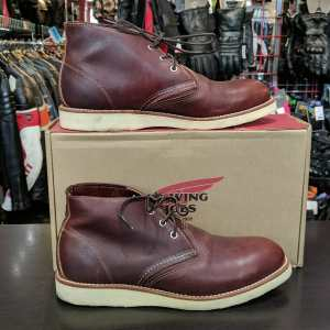 RED WING Leather Chukka BOOTS | 25740