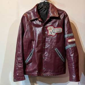 REGENTS Leather Varsity JACKET | 25543