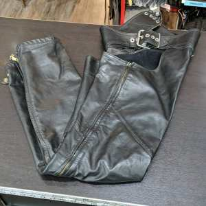 UNBRANDED Leather BAR CHAPS | 25708