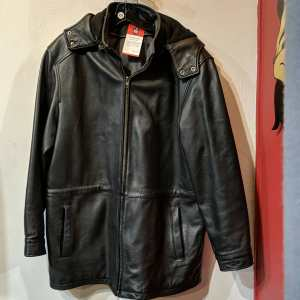 Unbranded Leather Car COAT | 25671