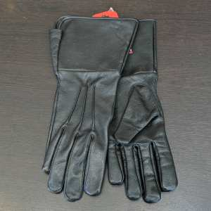 Unbranded Leather GAUNTLET GLOVES | 25623