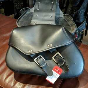 Unbranded Vegan Leather SADDLEBAGS BAGGAGE | 25371