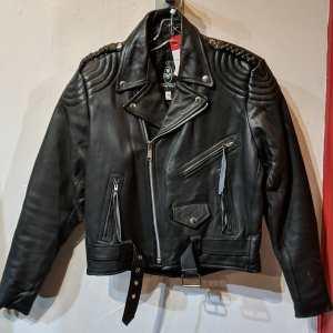 WOLFF Leather Biker Classic JACKET   25404