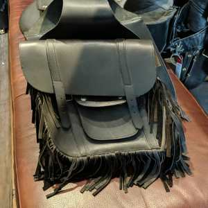 Wolff Leather Saddlebags BAGGAGE | 25364