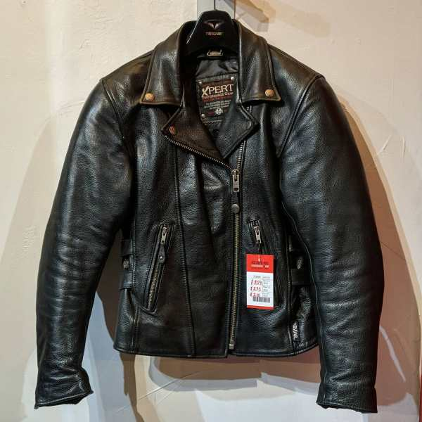 XPERT Leather BIKER CLASSIC JACKET | 25606