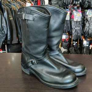 CANADA WEST Leather Engineer BOOTS | 26058