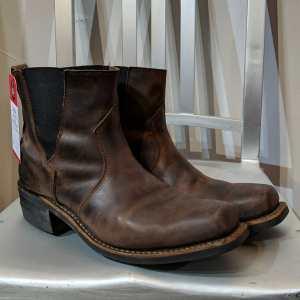 DAYTON Leather AURORA BOOTS | 25946