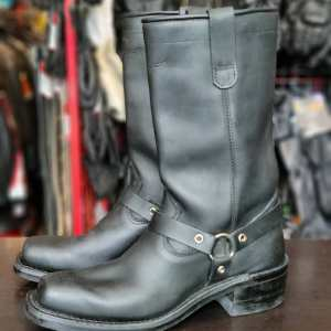 DAYTON Leather Rebel BOOTS | 25829