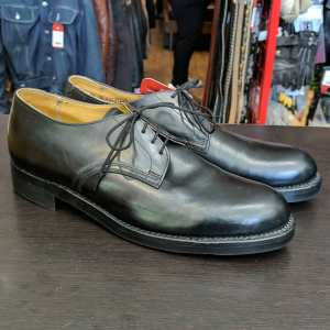 RCMP Leather Derby SHOES | 26016
