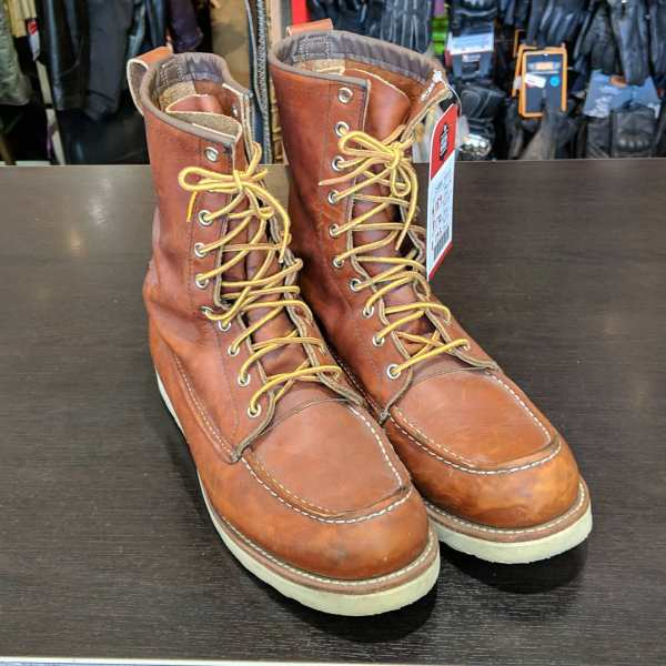 RED WING Leather Traction Tred BOOTS   25886