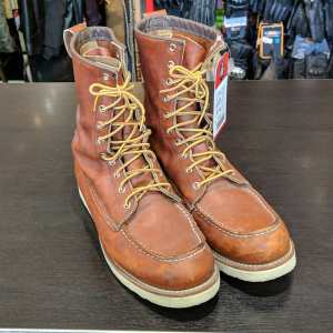 RED WING Leather Traction Tred BOOTS | 25886