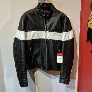 UNIK Leather Cafe Racer Plus JACKET | 26077