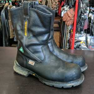 CAT Work Boot Leather BOOTS | 26235