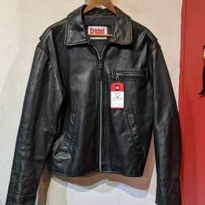 CRICKET Riding Leather JACKET | 26252