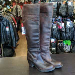 FRYE Villager Leather BOOTS | 26116