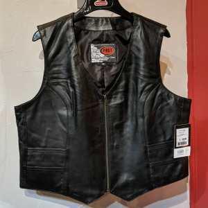 First Mfg Savannah Leather VEST | R1402