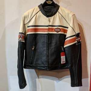 HARLEY DAVIDSON Café Racer Leather JACKET | 26121