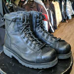 HARLEY DAVIDSON Steel Toe Leather BOOTS | 26220