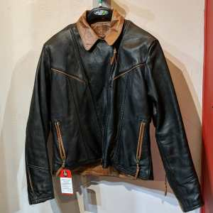 Leathers by Linda Classic Biker Plus Leather JACKET | 26214