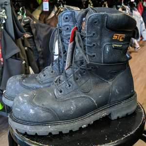 STC Safety Leather BOOTS | 26212