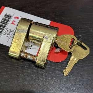 UNBRANDED Padlock Metal BIKE BIT | 26194