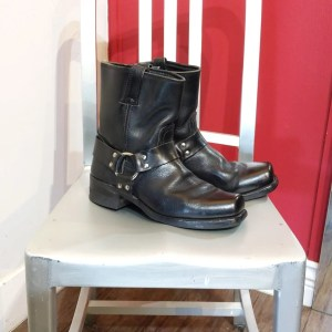 FRYE 8R Harness Leather BOOTS | 26504