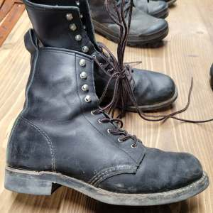 RED WING Silversmith Mixed Material BOOTS   26530