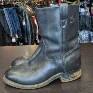 ROCKY MOUNTAIN BOOTS Wellington Leather BOOTS | 26391
