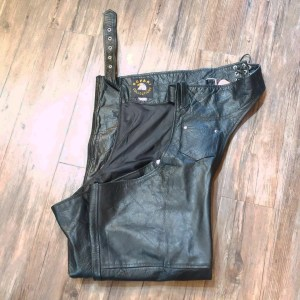 SOFARI Riding Leather CHAPS | 26514