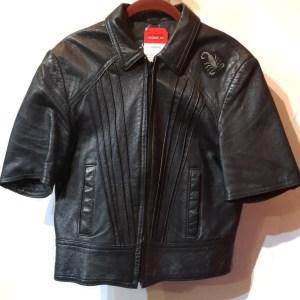 SYMAX Vintage Leather JACKET | 26456